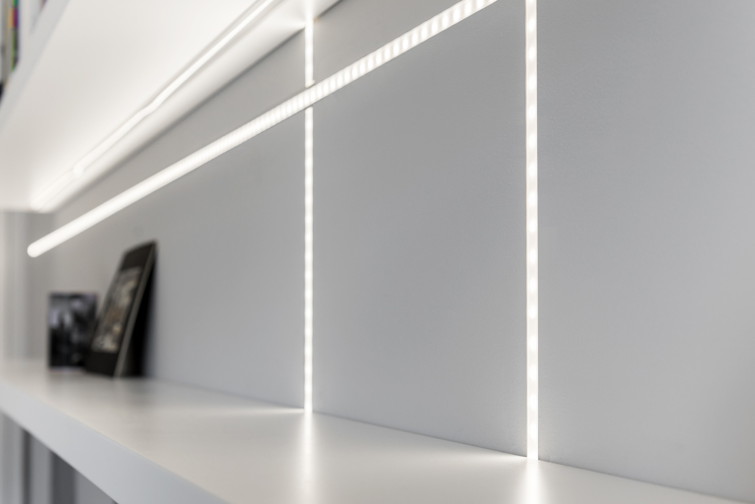 Fresati led per cartongesso curvo panel srl